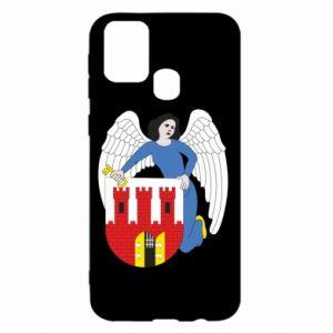 Samsung M31 Case Torun coat of arms