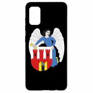 Samsung A41 Case Torun coat of arms