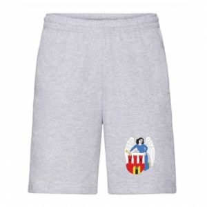 Men's shorts Torun coat of arms