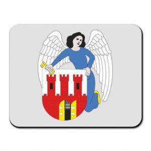 Mouse pad Torun coat of arms