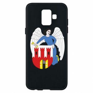 Samsung A6 2018 Case Torun coat of arms