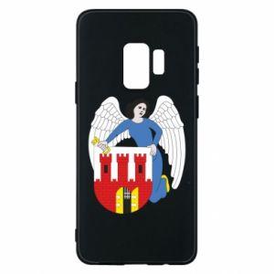 Samsung S9 Case Torun coat of arms