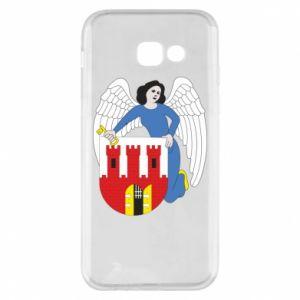 Samsung A5 2017 Case Torun coat of arms