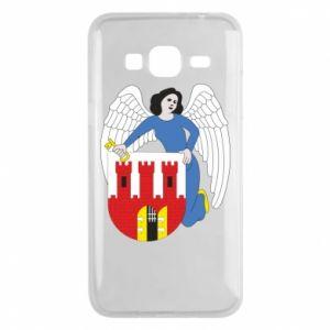 Samsung J3 2016 Case Torun coat of arms