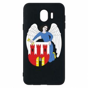 Samsung J4 Case Torun coat of arms