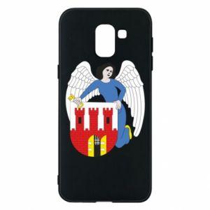 Samsung J6 Case Torun coat of arms