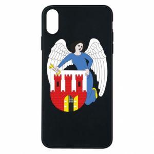 iPhone Xs Max Case Torun coat of arms