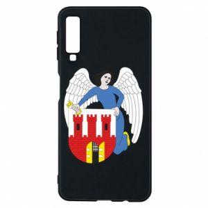 Samsung A7 2018 Case Torun coat of arms