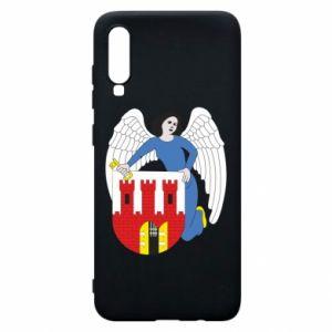 Samsung A70 Case Torun coat of arms