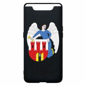 Samsung A80 Case Torun coat of arms