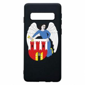 Samsung S10 Case Torun coat of arms