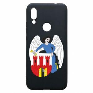 Xiaomi Redmi 7 Case Torun coat of arms
