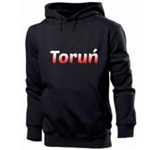 Męska bluza z kapturem Toruń