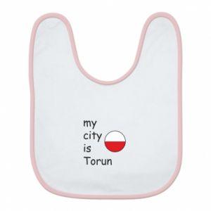 Bib My city is Torun