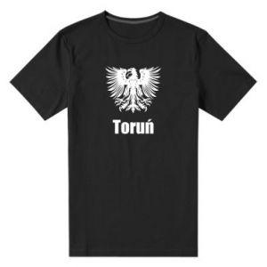 Męska premium koszulka Toruń