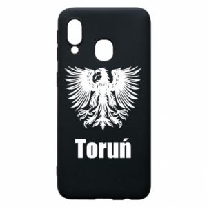 Phone case for Samsung A40 Torun