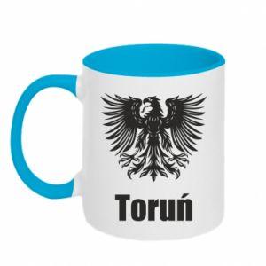 Kubek dwukolorowy Toruń