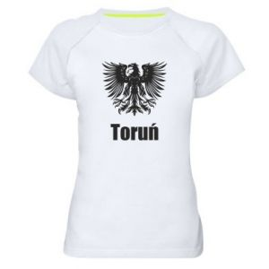 Women's sports t-shirt Torun