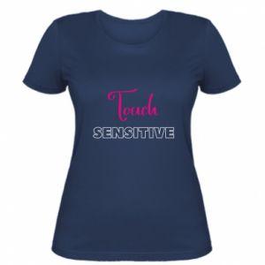 Damska koszulka Touch sensitive