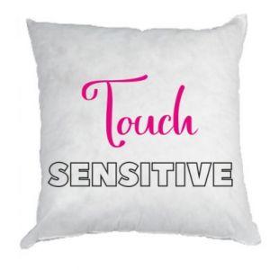Poduszka Touch sensitive