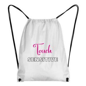Plecak-worek Touch sensitive