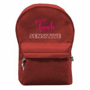 Plecak z przednią kieszenią Touch sensitive