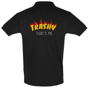 Koszulka Polo Trashy it's me