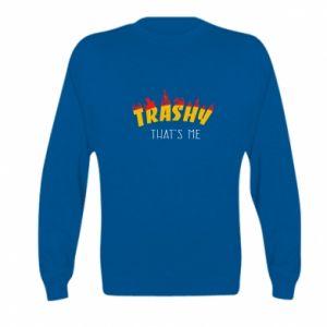 Bluza dziecięca Trashy it's me