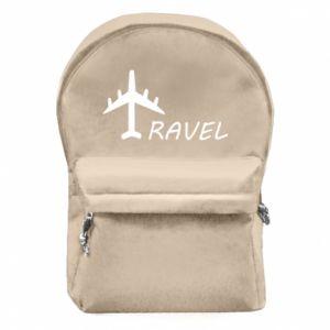 Plecak z przednią kieszenią Travel
