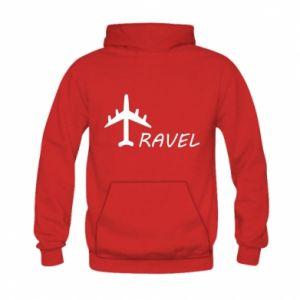 Kid's hoodie Travel