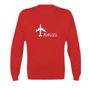 Kid's sweatshirt Travel