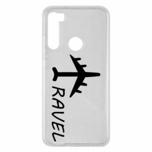Xiaomi Redmi Note 8 Case Travel