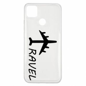 Xiaomi Redmi 9c Case Travel