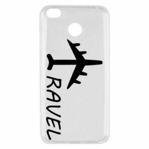 Xiaomi Redmi 4X Case Travel