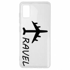 Samsung A41 Case Travel