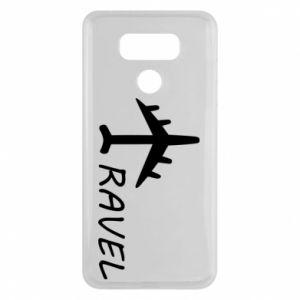LG G6 Case Travel