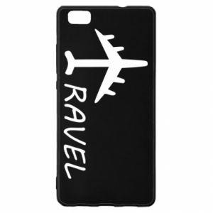 Huawei P8 Lite Case Travel
