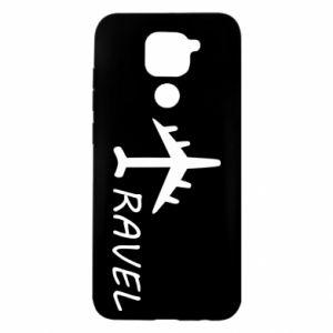 Xiaomi Redmi Note 9 / Redmi 10X case % print% Travel