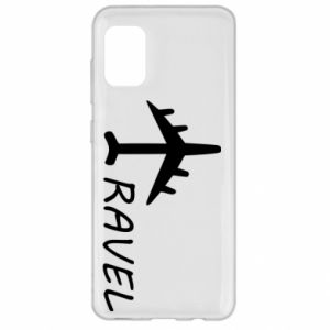 Samsung A31 Case Travel