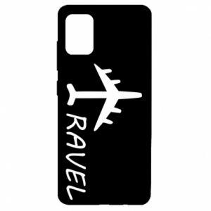 Samsung A51 Case Travel
