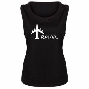 Women's t-shirt Travel