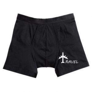 Boxer trunks Travel