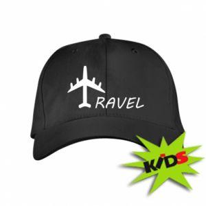 Kids' cap Travel