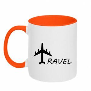 Two-toned mug Travel