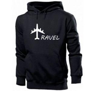 Men's hoodie Travel