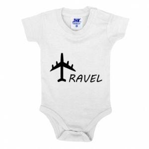 Baby bodysuit Travel