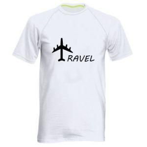 Men's sports t-shirt Travel
