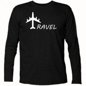 Long Sleeve T-shirt Travel