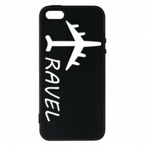 Phone case for iPhone 5/5S/SE Travel