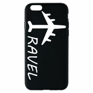 Phone case for iPhone 6/6S Travel